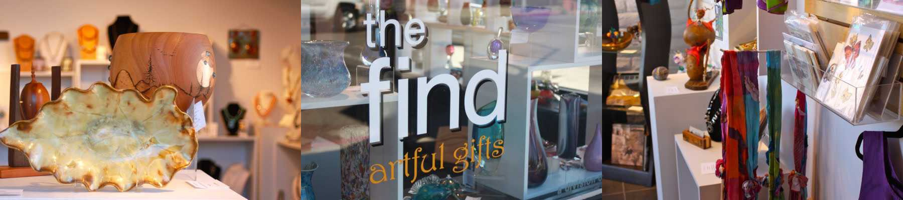 The Find Exhibition Gallery